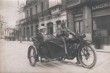 Antonio Vildósola Montemayor y Concepción Larrucea Lámbarri