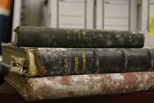 Libros deteriorados